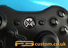 Custom XBOX 360 * The Avengers Shield logo * Guide button - F3custom@live.co.uk