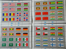 Timbres des Nations Unies ( New-York ) de 1985 cote 112 euros