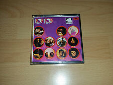 Pop Tops Vol. 1 Polydor Tonband Bee Gees Daliah Lavi Barry Ryan Melanie 4-Spur
