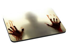 Walking Dead Zombie Mouse Mat, Pad, 220mm x 180mm, 5mm Thick.