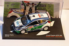 ALTAYA FORD FIESTA GT3 RS #28 MEXICO RALLY 2010  X.PONS-A.HARO 1:43