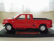 MIRA - GOLDEN LINE - 1998 FORD F-150 EXTENDED CAB 4X4 PICKUP TRUCK 1/18 DIECAST