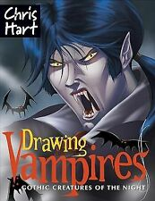 Drawing Vampires: Gothic Creatures of the Night NEW BK