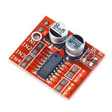 2PCS 1.5A Dual Channel DC Motor Driver Module PWM Speed H-Bridge Stepper L298N