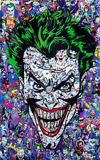 DC COMICS THE JOKER DCTJ01 A3 POSTER ART PRINT BUY 2 GET 3RD FREE