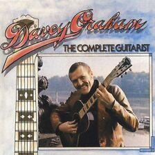 Davey Graham il completo Guitarist imparare a giocare FOLK irlandese CHITARRA MUSICA CD