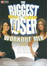The Biggest Loser Workout Mix Volume 2 No Pain No Gain 2010