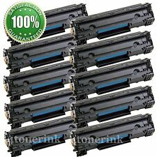 10 Black 83A CF283A Toner Cartridge For HP Laserjet Pro M125nw M127fw M127fn MFP