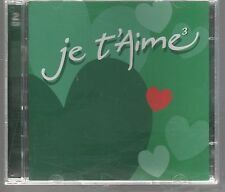 JE T'AIME VOLUME 3 - 2  CD  COME NUOVO!!!