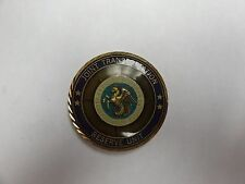 CHALLENGE COIN UNITED STATES TRANSPORTATION COMMAND RESERVE UNIT 2 STAR GENERAL