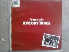 LP THE PENTANGLE HISTORY BOOK REISSUE ITALY ORIZZONTE