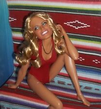BARBIE GORGEOUS CELEBRITY POP CULTURE ICONIC FARRAH FAWCETT POSTER POSE NRFB!!!