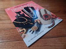 How to Crochet Bead Tube Jewelry by Melinda Wigington (2011, Paperback)