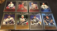 1995-96 Donruss Elite LOT of ( 8 ) Die-Cut Inserts SP No Dups  /500 Made! HASEK