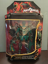 Power Rangers Mystic forces Minotaur dragon 18cm action figure MISB