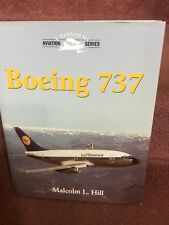 Aviation Book - Crowoood Aviation Series 737 Malcolm M Hill