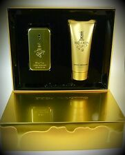 Paco Rabanne one / 1 Million Eau de Toilette ( EDT ) 100 ml + Duschgel 100 ml