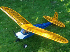 Old Timer 3ch Plane, Astro Viking SHORT KIT CNC Routed