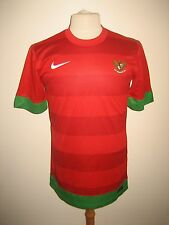 Indonesia home football shirt soccer jersey maillot trikot camiseta size M