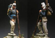 Beneito French Foreign Legion Infantry Mexico 1863 54mm Unpainted Model kit