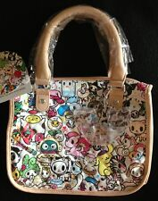 Tokidoki x Sanrio Characters Hello Kitty Handbag Bag Purse New