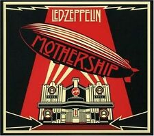 LED ZEPPELIN MOTHERSHIP VERY BEST 2014/15 REMASTERED 2 CD DIGIPAK NEW