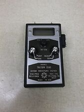 Triton Wood Moisture Meter, Model 1500 Humidity Tester *FREE SHIPPING*