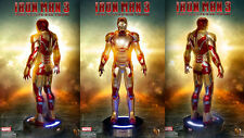 IRON MAN ARMATURA MARK 42 + WAR MACHINE DA ASSEMBLARE COSPLAY ELMETTO CASCO XLII
