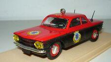 ELIGOR 1151, CHEVROLET CORVAIR pompier usa 1962 (washington), 1/43, nouveau & OVP