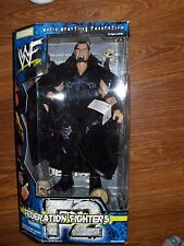 "WWE Federation Fighters 12"" Ministry Of Darkness Undertaker Figure Jakks #1 RARE"