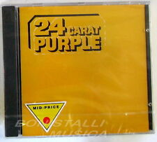 DEEP PURPLE - 24 CARAT PUPLE - Master of Rock - CD Sigillato
