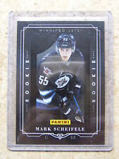 11-12 Panini Black Friday Special Rookie RC MARK SCHEIFELE #RC4