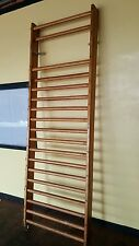 Gymnastics Wall Bars Vintage (chin up  Stretching Crossfit MMA BJJ Parkour)
