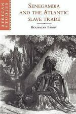 Senegambia and the Atlantic Slave Trade (African Studies)-ExLibrary