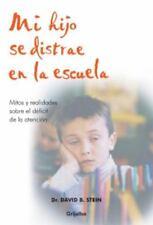 Mi hijo se distrae en la escuela (Spanish Edition)-ExLibrary