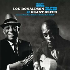 Cool Blues - Lou & Grant Green Donaldson (2012, CD NEUF)