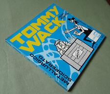 H. Morren Tommy Wack, metallurgico scioperato_Corno Comics Box n. 17 - 1972