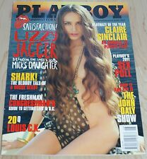 Playboy - USA/US - 06/2011 - Lizzy Jagger - Mei-Ling Lam - PtoY Claire Sinclair