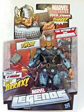 "THOR ( 2011 ) RARE ( 7"") MARVEL LEGENDS ( TERRAX SERIES ) AVENGERS ACTION FIGURE"