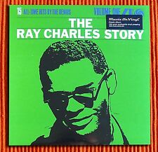 RAY CHARLES - THE RAY CHARLES STORY VOLUME 1   180g Audiophile LP  SEALED