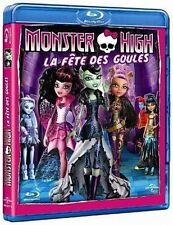 Monster High : La fête des goules [Blu-ray] NEUF