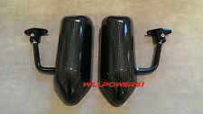 F1 CARBON FIBER racing side mirrors E21 E30 E31 E28 E24 E34 E36 2002i E46 Z3 E90