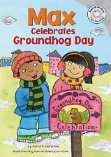 Max Celebrates Groundhog Day (Read-It! Readers)-ExLibrary