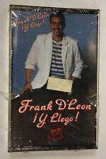 Frank d' Leon Y LLego(Audio Cassette Sealed)