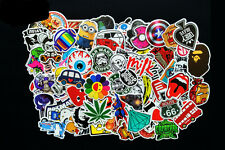 600 PCS Colorful Skateboard Stickers Luggage Car Laptop Decals Sticker Mix Lot