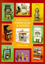 Dolls' House Fireplaces and Stoves by Patricia King (Paperback, 1999)