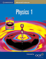 Physics 1 (Cambridge Advanced Sciences), David Sang, Keith Gibbs, Robert Hutchin