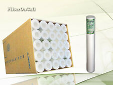 """Sediment Water Filters 20"""" x 2.5"""" Whole House  RO DI 25 pcs Value Pack NSF"""