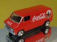 Dodge Tradesman Coca Cola - Coke Service Van 1/64 Scale Limited Edition C