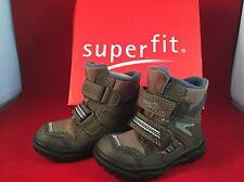 Botas Superfit Goretex Brown Botas Uk 5 EU 22